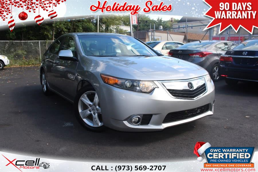 Used 2009 Acura TSX in Paterson, New Jersey | Xcell Motors LLC. Paterson, New Jersey