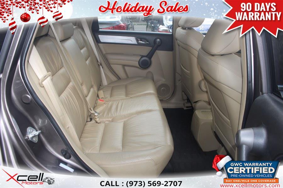 Used Honda CR-V 4WD 5dr EX-L 2010 | Xcell Motors LLC. Paterson, New Jersey