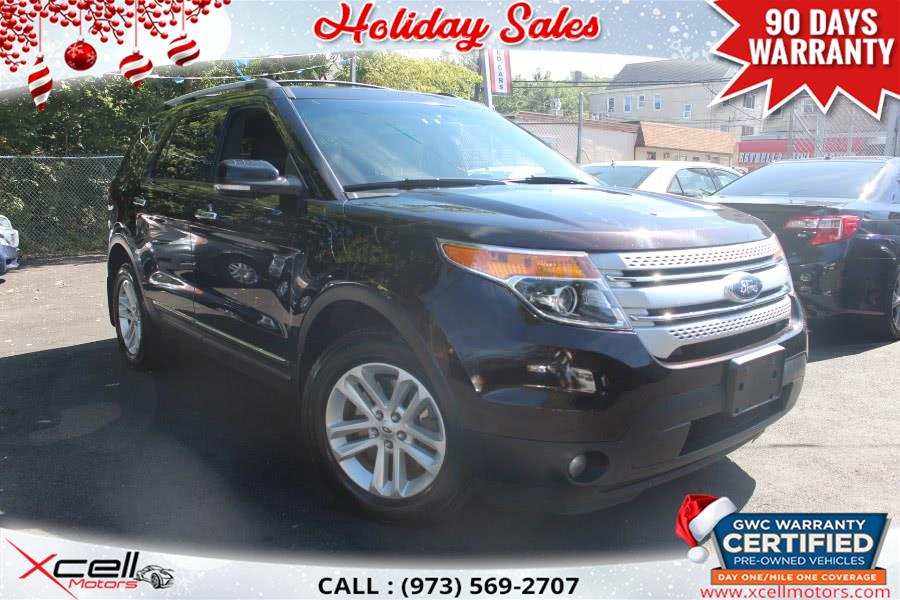 Used Ford Explorer 4WD 4dr XLT 2013 | Xcell Motors LLC. Paterson, New Jersey