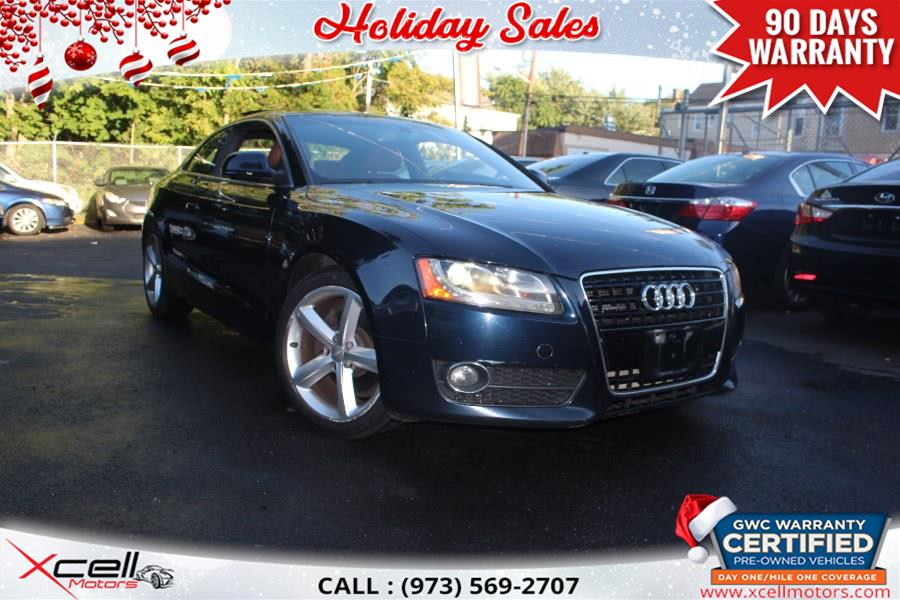 Used 2009 Audi A5 in Paterson, New Jersey | Xcell Motors LLC. Paterson, New Jersey