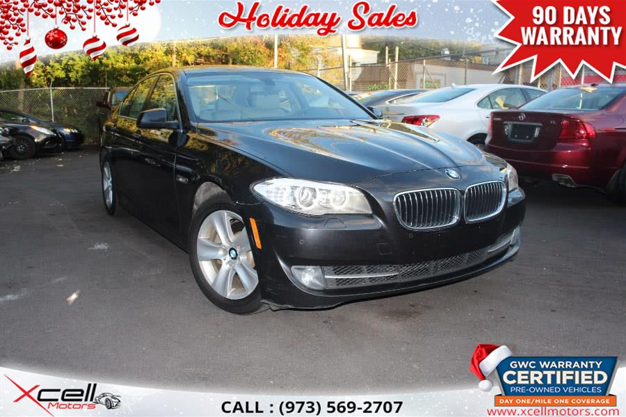 Used 2013 BMW 5 Series in Paterson, New Jersey | Xcell Motors LLC. Paterson, New Jersey