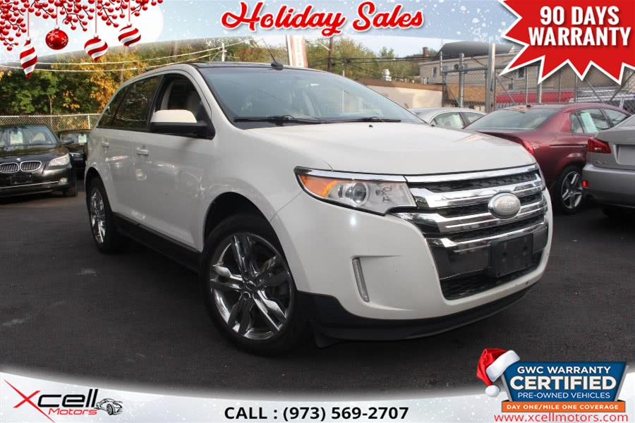 Used 2012 Ford Edge in Paterson, New Jersey | Xcell Motors LLC. Paterson, New Jersey