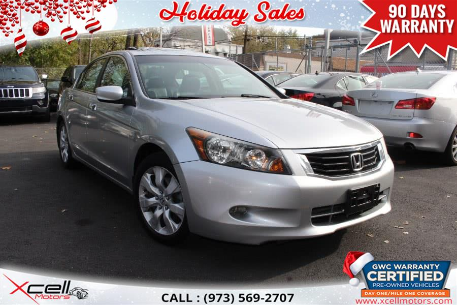 Used 2010 Honda Accord Sdn in Paterson, New Jersey | Xcell Motors LLC. Paterson, New Jersey