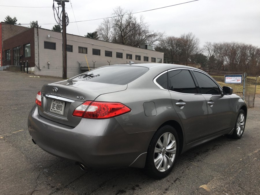 2011 Infiniti M37 4dr Sdn AWD, available for sale in Bloomfield, Connecticut | Integrity Auto Sales and Service LLC. Bloomfield, Connecticut