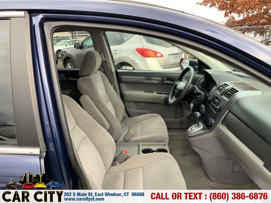 2009 Honda CR-V 4WD 5dr EX, available for sale in East Windsor, Connecticut | Car City LLC. East Windsor, Connecticut