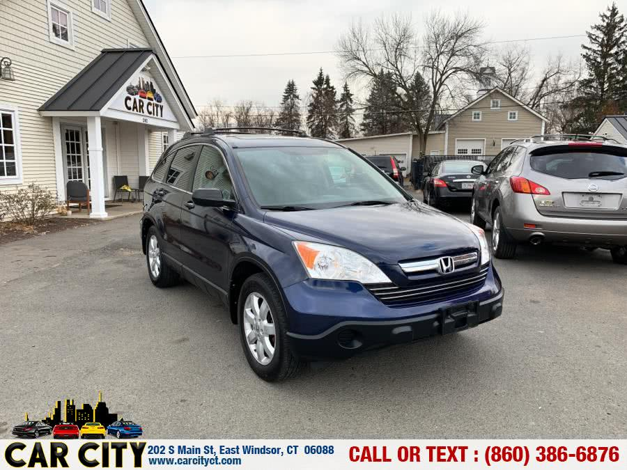 2009 Honda CR-V 4WD 5dr EX, available for sale in East Windsor, CT