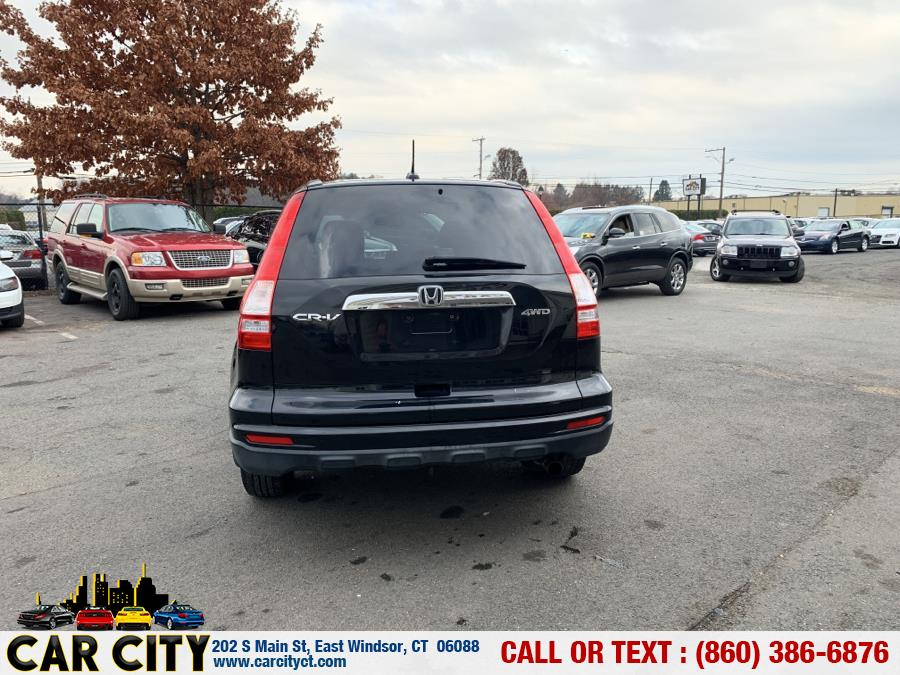 Used Honda CR-V 4WD 5dr EX-L 2011 | Car City LLC. East Windsor, Connecticut