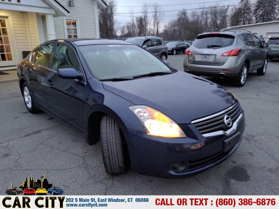 Used Nissan Altima 4dr Sdn I4 CVT 2.5 SL 2009 | Car City LLC. East Windsor, Connecticut