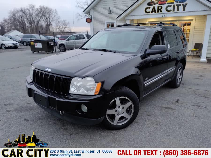 Used 2006 Jeep Grand Cherokee in East Windsor, Connecticut | Car City LLC. East Windsor, Connecticut
