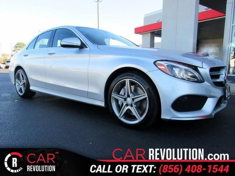 Used 2015 Mercedes-benz C-class in Maple Shade, New Jersey | Car Revolution. Maple Shade, New Jersey
