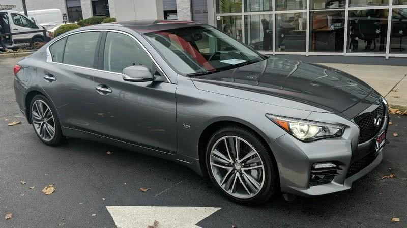 Used 2017 Infiniti Q50 in Maple Shade, New Jersey   Car Revolution. Maple Shade, New Jersey