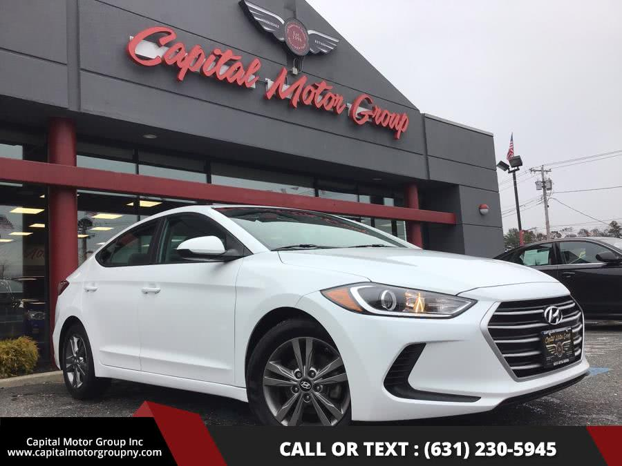 Used 2017 Hyundai Elantra in Medford, New York | Capital Motor Group Inc. Medford, New York