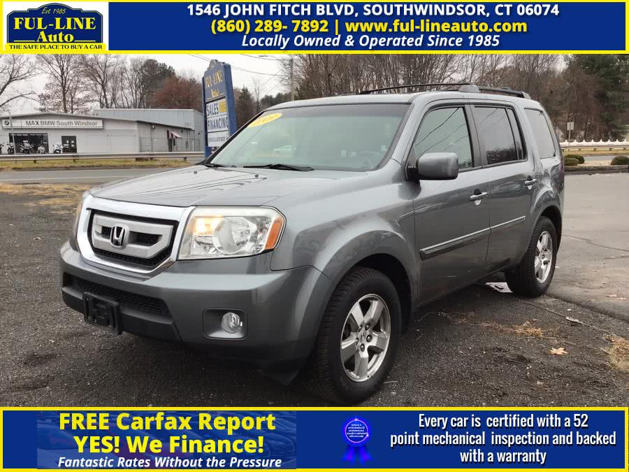 Used 2009 Honda Pilot in South Windsor , Connecticut | Ful-line Auto LLC. South Windsor , Connecticut
