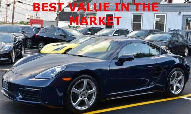 Used 2018 Porsche 718 Cayman in Lodi, New Jersey | Bergen Car Company Inc. Lodi, New Jersey