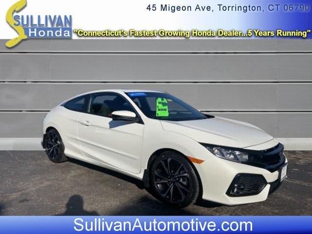 Used Honda Civic Si 2018 | Sullivan Automotive Group. Avon, Connecticut