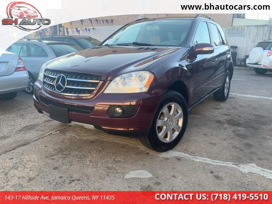 Used 2007 Mercedes-Benz M-Class in Jamaica Queens, New York | BH Auto. Jamaica Queens, New York
