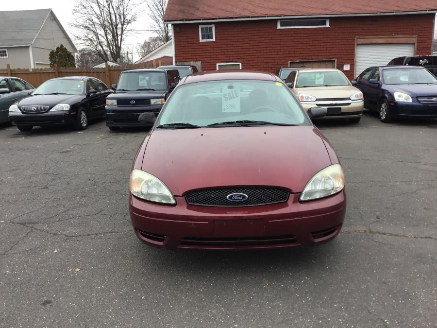 Used 2007 Ford Taurus in East Windsor, Connecticut | CT Car Co LLC. East Windsor, Connecticut