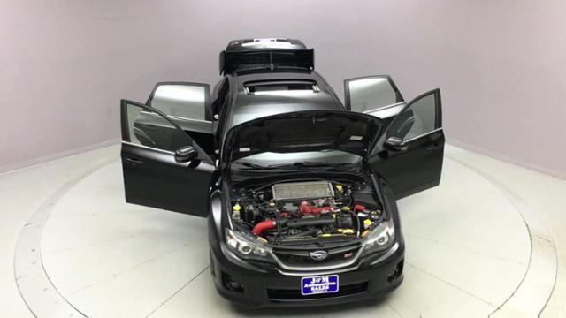2011 Subaru Impreza Wrx 4dr Man WRX STI Limited, available for sale in Naugatuck, Connecticut | J&M Automotive Sls&Svc LLC. Naugatuck, Connecticut