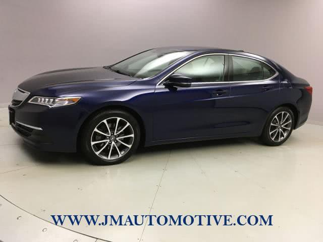 Used Acura Tlx 4dr Sdn SH-AWD V6 Tech 2016 | J&M Automotive Sls&Svc LLC. Naugatuck, Connecticut
