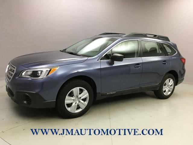 Used 2015 Subaru Outback in Naugatuck, Connecticut | J&M Automotive Sls&Svc LLC. Naugatuck, Connecticut