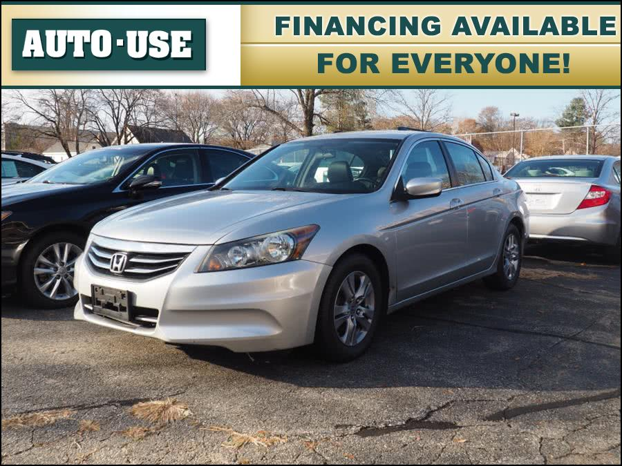 Used 2012 Honda Accord in Andover, Massachusetts | Autouse. Andover, Massachusetts
