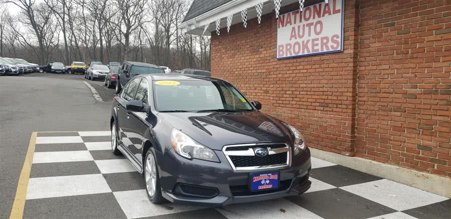 Used Subaru Legacy 4dr Sdn H4 Auto 2.5i Premium 2013 | National Auto Brokers, Inc.. Waterbury, Connecticut