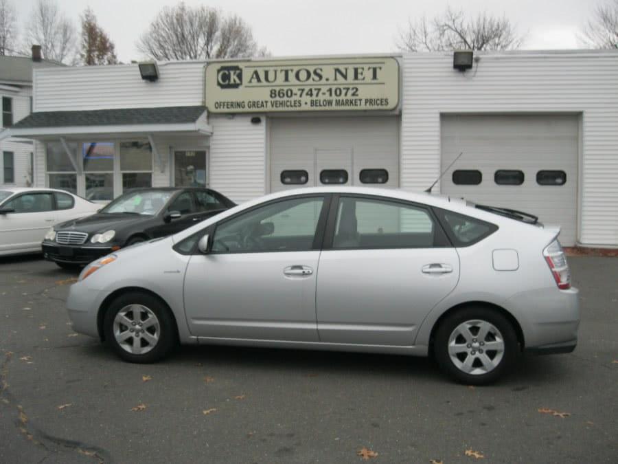 Used 2007 Toyota Prius in Plainville, Connecticut | CK Autos. Plainville, Connecticut