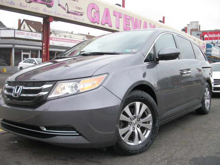 Used 2014 Honda Odyssey in Jamaica, New York | Gateway Car Dealer Inc. Jamaica, New York