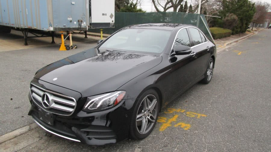 Used 2017 Mercedes-Benz E-Class in Hicksville, New York | H & H Auto Sales. Hicksville, New York