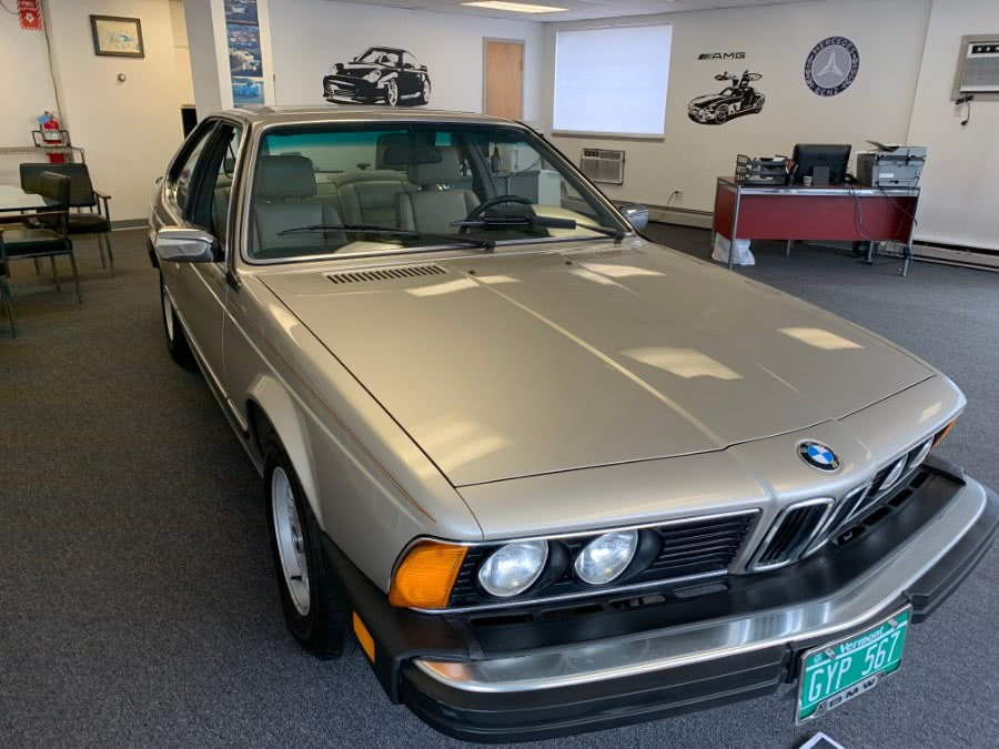 Used 1984 BMW 633 in Danbury, Connecticut | Performance Imports. Danbury, Connecticut