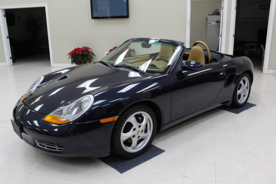 Used 2000 Porsche Boxster in Plainville, Connecticut | New England Auto Sales LLC. Plainville, Connecticut