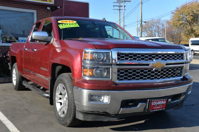 Used 2014 Chevrolet Silverado 1500 in New Haven, Connecticut | Boulevard Motors LLC. New Haven, Connecticut