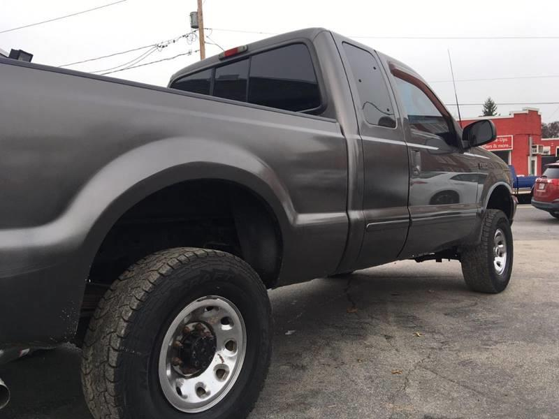 Used Ford F-250 Super Duty XLT 4dr SuperCab 4WD LB 2003 | Mass Auto Exchange. Framingham, Massachusetts