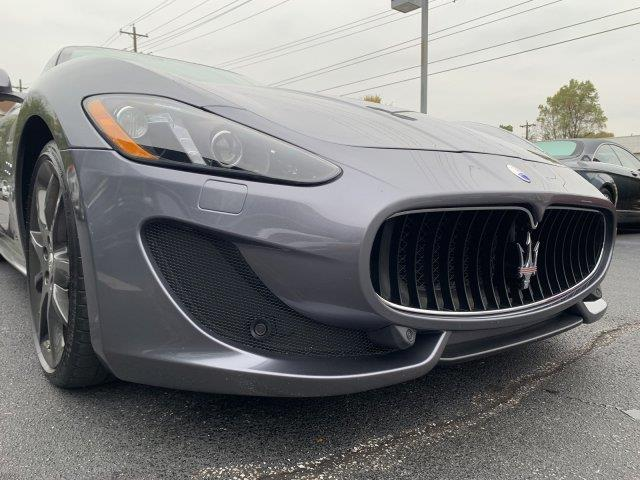 2013 Maserati Granturismo Sport, available for sale in Cincinnati, Ohio | Luxury Motor Car Company. Cincinnati, Ohio