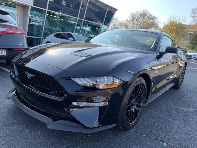 Used Ford Mustang GT Premium 2019 | Luxury Motor Car Company. Cincinnati, Ohio