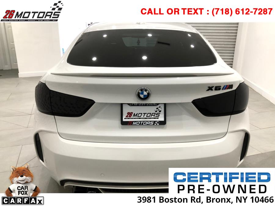 2016 BMW X6 M AWD 4dr, available for sale in Bronx, New York | 26 Motors Corp. Bronx, New York