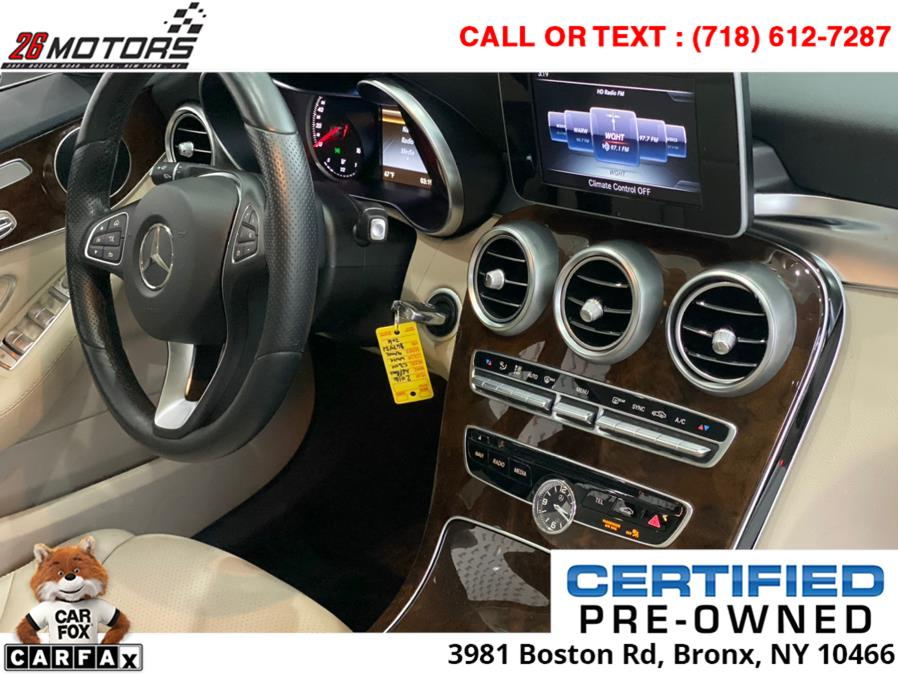 Used Mercedes-Benz C-Class 4dr Sdn C 300 Luxury 4MATIC 2016 | 52Motors Corp. Woodside, New York
