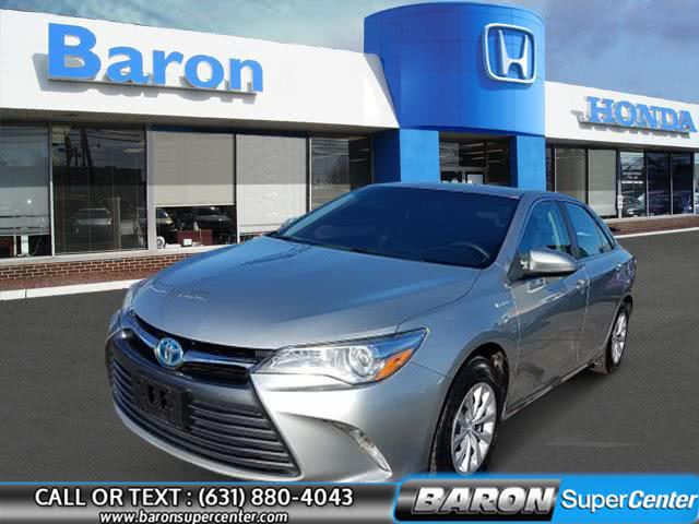 Used 2016 Toyota Camry Hybrid in Patchogue, New York | Baron Supercenter. Patchogue, New York
