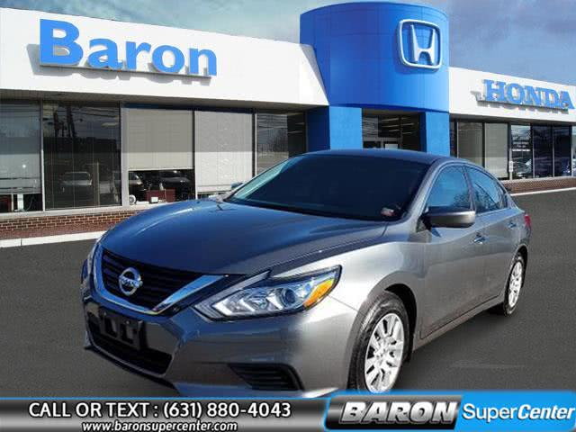 Used 2018 Nissan Altima in Patchogue, New York | Baron Supercenter. Patchogue, New York