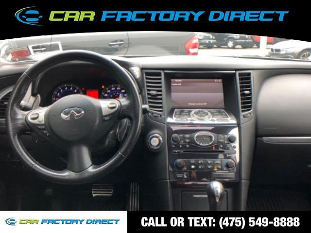 2009 Infiniti Fx35 Navigation awd, available for sale in Milford, Connecticut | Car Factory Direct. Milford, Connecticut