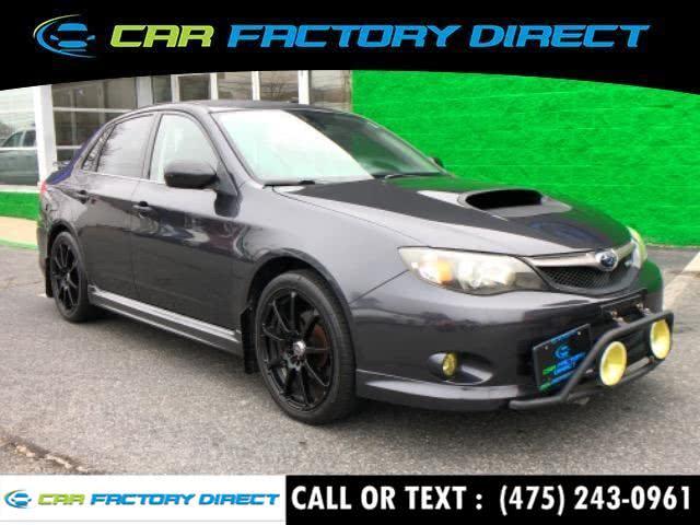 Used Subaru Impreza Sedan Wrx WRX Limited 2010 | Car Factory Direct. Milford, Connecticut