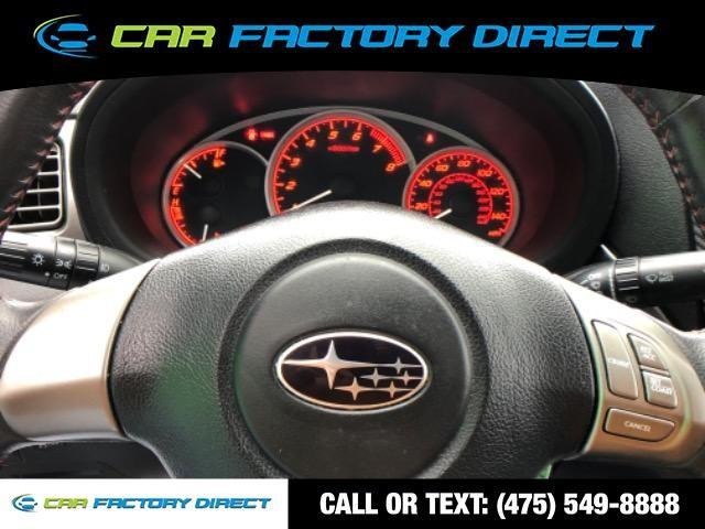 2010 Subaru Impreza Sedan Wrx WRX Limited, available for sale in Milford, Connecticut   Car Factory Direct. Milford, Connecticut