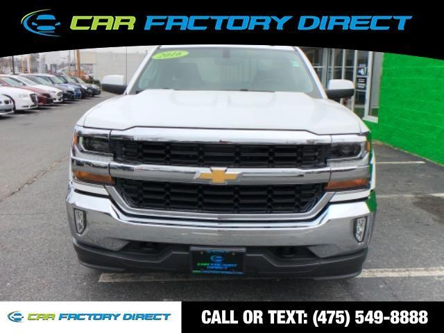 2016 Chevrolet Silverado 1500 LT 4x4, available for sale in Milford, Connecticut | Car Factory Direct. Milford, Connecticut