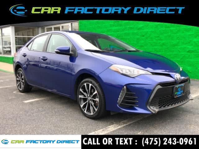 Used 2017 Toyota Corolla in Milford, Connecticut | Car Factory Direct. Milford, Connecticut