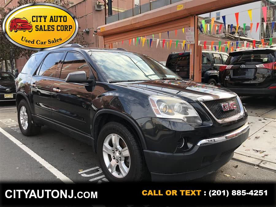 Used 2011 GMC Acadia in Union City, New Jersey | City Auto Sales Corp. Union City, New Jersey