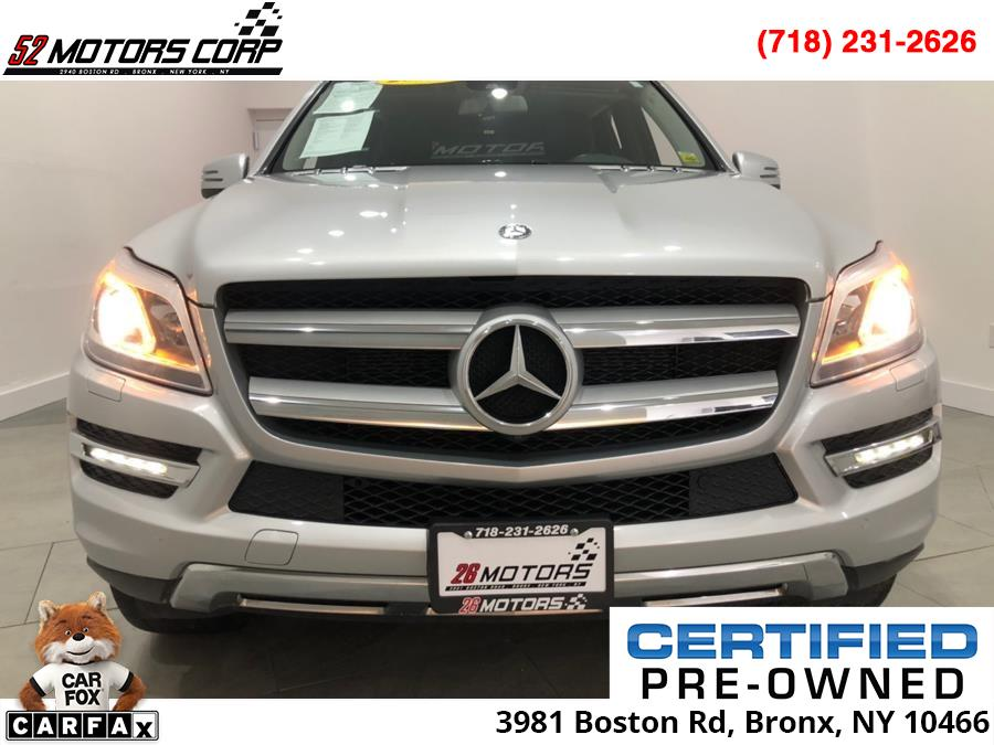 2016 Mercedes-Benz GL 4MATIC 4dr GL 450, available for sale in Bronx, New York | 52Motors Corp. Bronx, New York