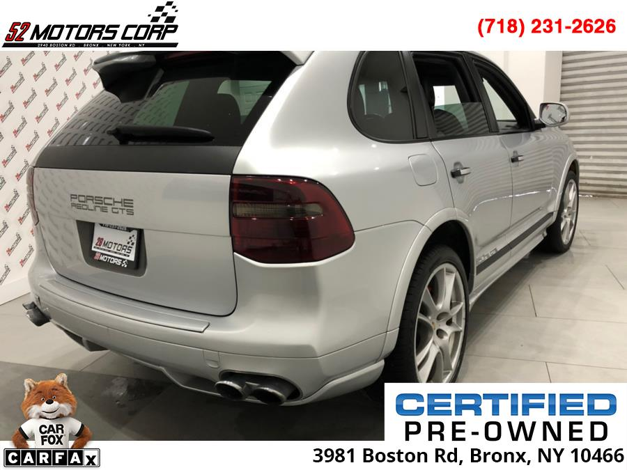 2010 Porsche Cayenne AWD 4dr GTS Tiptronic, available for sale in Woodside, New York | 52Motors Corp. Woodside, New York