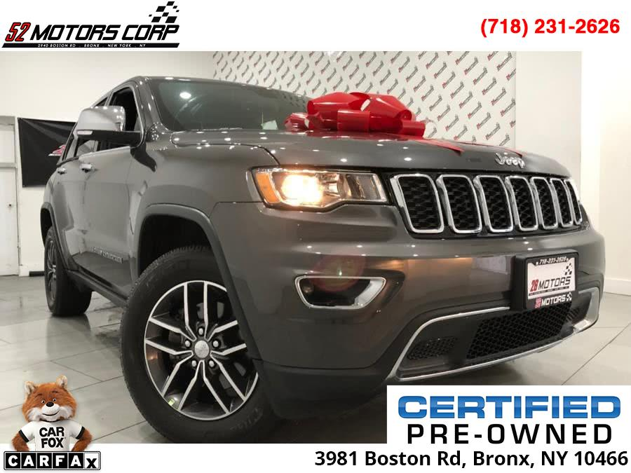 Used 2018 Jeep Grand Cherokee in Woodside, New York | 52Motors Corp. Woodside, New York