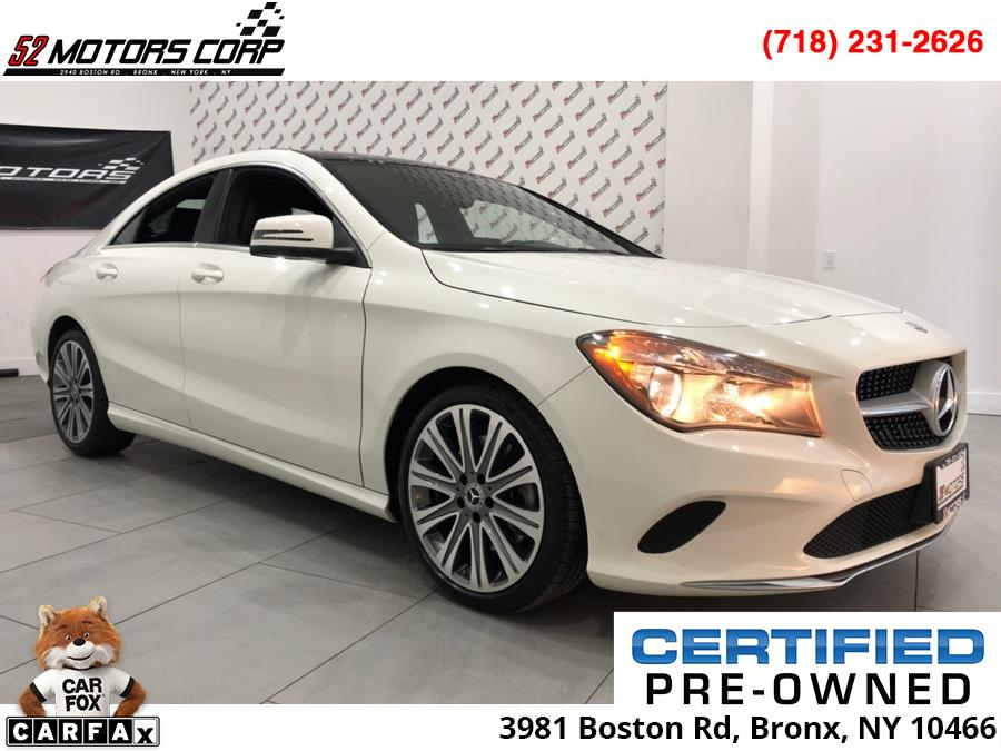 Used Mercedes-Benz CLA CLA 250 Coupe 2018 | 52Motors Corp. Woodside, New York