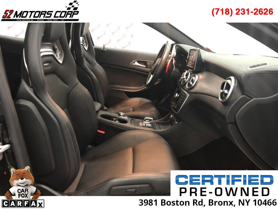 2015 Mercedes-Benz GLA-Class ///AMG 4MATIC 4dr GLA 45 AMG, available for sale in Bronx, New York | 52Motors Corp. Bronx, New York